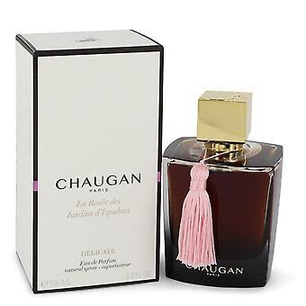 Chaugan delicate eau de parfum spray (unisex) by chaugan 543640 100 ml