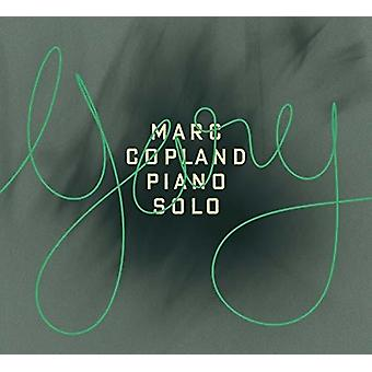 Gary: Piano Solo [CD] USA import