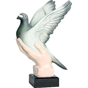Figure de fonte - Pigeon Rfst2045-22