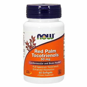 Teraz Foods Red Palm Tocotrienols, 50 mg, 60 Sgels