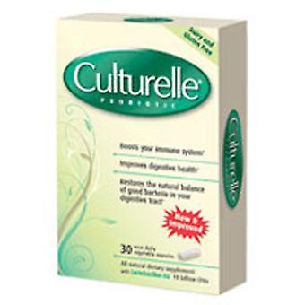 Probiotiques culturels santé et bien-être, 30 casquettes