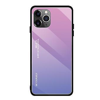 アップルのiPhone 11 6.1&quotのためのアンチドロップ強化ガラス電話ケース;