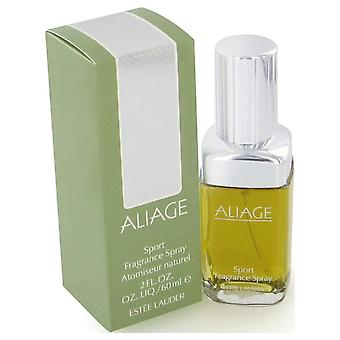 Aliage sport fragrance spray by estee lauder 416697 50 ml