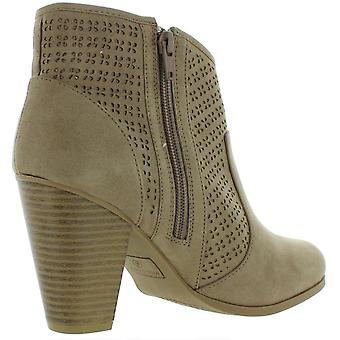الأمريكية خرقة النساء Aaria النسيج جولة أحذية أزياء الكاحل