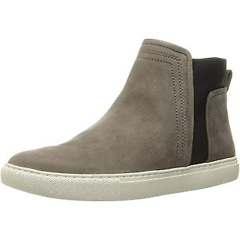 Kenneth Cole New York Womens ken Hight Top Pull On Fashion Sneakers