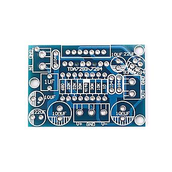 Tda7293/tda7294 قناة مونو، مكبر للصوت المجلس الدائرة، Pcb لوحة عارية (الأزرق M)