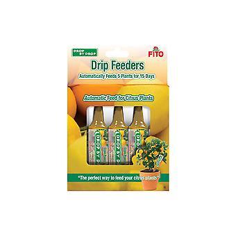 Fito Citrus Drip Feeders 5 x 32ml 2044394