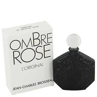 Ombre Rose By Brosseau Pure Perfume .5 Oz (women) V728-403038