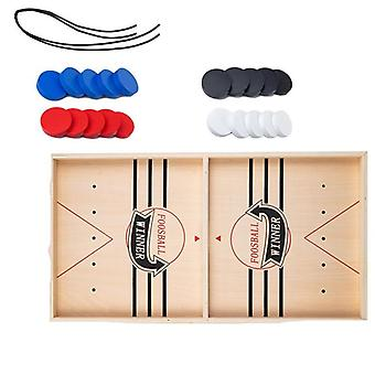 Hockey Table Game Catapult Chess Parent, Interactive Toy