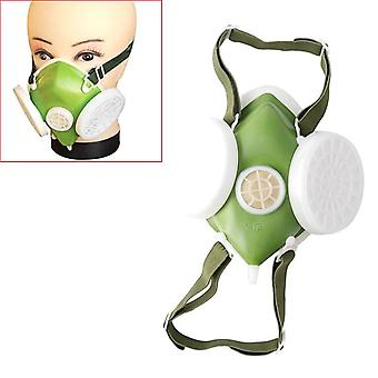 New Dual Anti-dust Gas Respirator Mask/spraying Protective Chemical Spray Paint