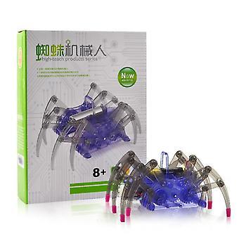 الروبوت العنكبوت كتل العتاد حساء اللعب مجموعة - بناء كتل لعبة بلاستيكية