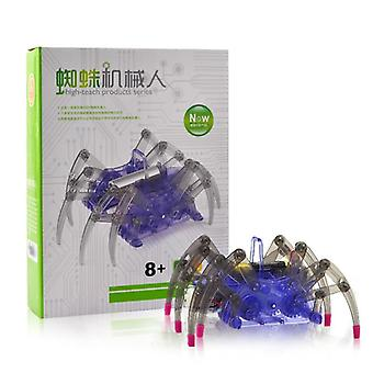 Robot Spider Blocks Gear Soup Set - Building Blocks Plastic Toy