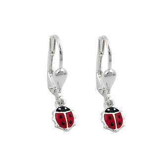 Ohrringe Ladybird Silber 925
