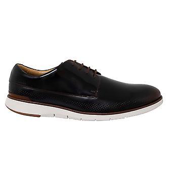 كلاركس هيلستون المشي الظلام تان الجلود منخفضة الدانتيل حتى أحذية أكسفورد رجال 261482587