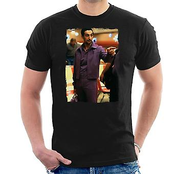 The Big Lebowski Jesus In The Bowling Alley Men's T-Shirt