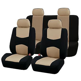 Car Seat Covers, Full Set- Automobile Seat Protection, Vehicle Accessories