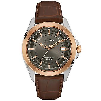 Mens Watch Bulova 98B267, Quartzo, 43mm, 10ATM