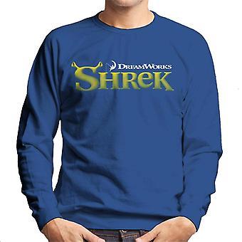 Shrek Logo Men's Sweatshirt