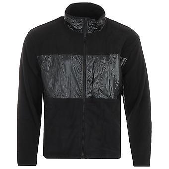 Rains Fleece Sweatshirt - Black