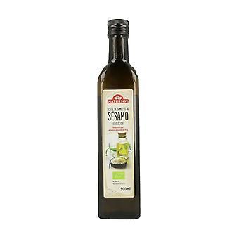 Organic Sesame Seed Oil 500 ml of oil