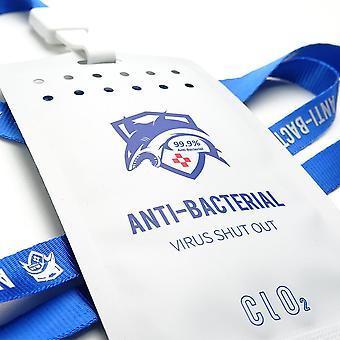 Tragbare Desinfektionskarte Anti-Virus Luftreinigung Sterilisation