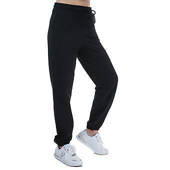 Pantalones de sudor de cintura alta Vero Moda Octavia de mujer en negro