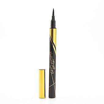 Flydende mat eyeliner blyant
