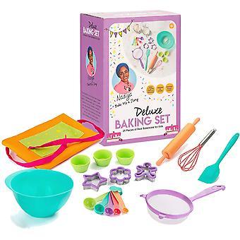 Nadiya Hussain TY6147  Nadiya's Deluxe Baking Set Childrens Cooking