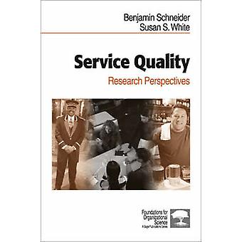 جودة الخدمة - وجهات نظر البحث من قبل بنيامين شنايدر - 978076