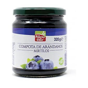 Blueberry Jam 320 g