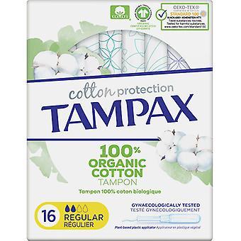 Tampax Organic Regular 16 unités