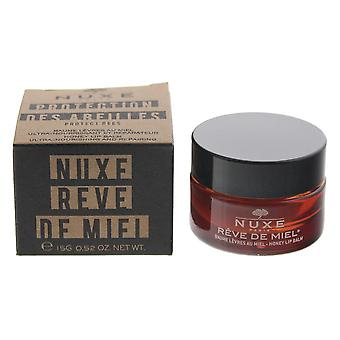 Nuxe Ultra-Nourishing And Repairing Honey Lip Balm 15g Protection Of Bees