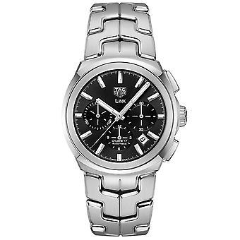 Tag Heuer Men's Black Dial Watch - CBC2110.BA0603