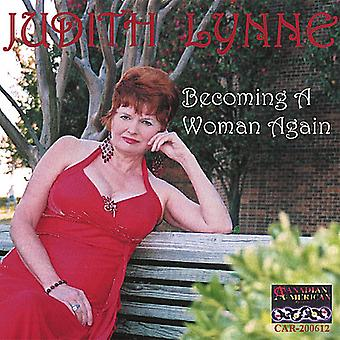 Judith Lynne - Becoming a Woman Again [CD] USA import