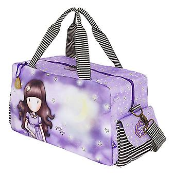 Sports bag Gorjuss Catch a Falling Star Purple (19 L)