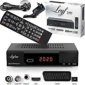 FengChun Kabelempfänger Kabel Receiver für digitales Kabelfernsehen - DVB-C (HDTV ,DVB-C /