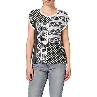s.Oliver 120.10.102.12.130.2059084 T-skjorte, 79B4, 44 Donna