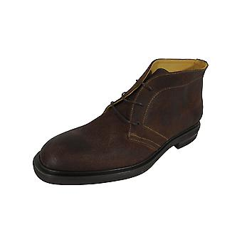 Donald J Pliner Mens Ericio-81 Vintage Suede Boot Shoes