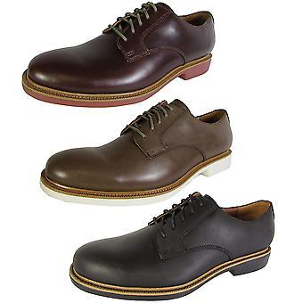 Cole Haan Mens Great Jones Plain Lace Up Oxford Shoes
