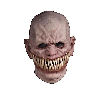 Halloween Horror Mask Mummy Mask Disgusting Rot Face Headgear Zombie Costume Party Haunted House Horror Props Frighten People