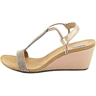 Style & Co. Womens Mulan 2 Open Toe Special Occasion Platform Sandals