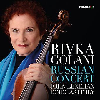 Prokofiev / Golani / Lenehan / Perry - Russian Concert [CD] USA import
