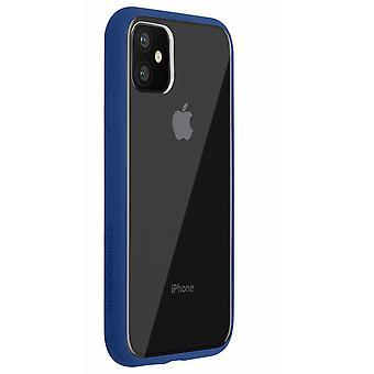 Apple iPhone 11 Case, Changable Bumper + Rear, Blue, Rhinoshield