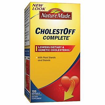 Nature Made Cholestoff Complete, 120 Softgels