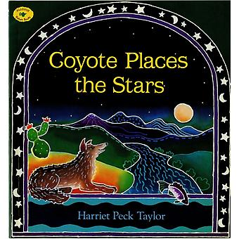 Coyote Places the Stars-tekijä Harriet Peck Taylor