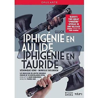 Gluck, C.W. Von - Iphigtnie En Aulide/Iphigtnie En Tauride [DVD] USA import