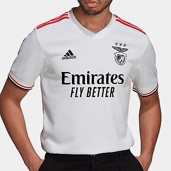 adidas Benfica Borte Skjorte 2021 2022