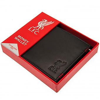 Liverpool FC Leather Stitched Wallet