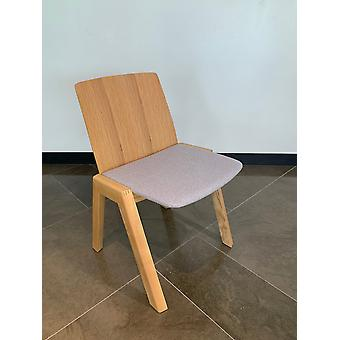 Huippuluokan massiivipuukahvilan tuoli