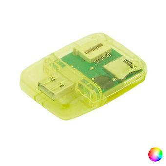 Kartenleser USB 2.0 SD 143509